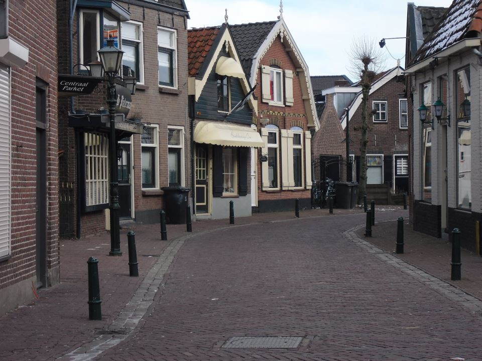 In Bunschoten Spakenburg